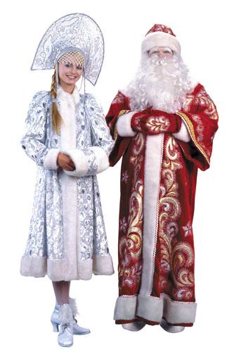 75f7f9bf153d Тук-тук! – Кто там  – Это мы, Дед Мороз и Снегурочка!