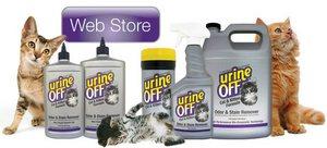 Профессиональные средства для удаления запаха кошачьей мочи